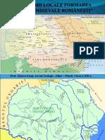 Prezentare Autonomii Locale Formarea Statelor Medievale Romanesti Cls. 12