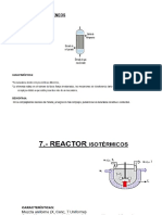Tipos de Reactores