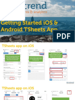 Tsheets Help _iOS and Android