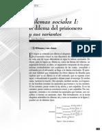 Dilemas sociales . Juan Pazos Sierra