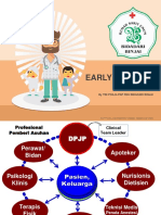 MATERI Doctor and Patients EWS