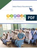 Rotart World Peace Fellowships