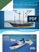 partes de un buque