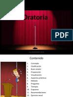 Oratoria - Sebastian Babarro