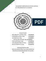Laporan Stase Manajemen Keperawatan Di Ruang Arofah Rs Pku Muhammadiyah Yog