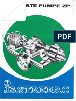Zupcaste Pumpe ZP