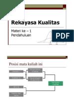 Materi-ke-1-2019 (Rekayasa Kualitas) by Aulia Ishak