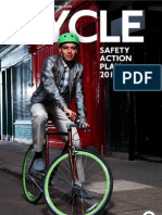 Cycle Safety Action Plan March 2010[1]