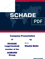 Schade Presentation