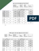 Engine Valve Lash and Injector Adjusment Check Sheet.xlsx