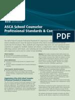 ASCA Competencies