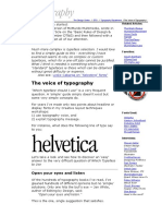 Which font_ Voice of Typography.pdf