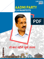 AAP Manifesto 2019