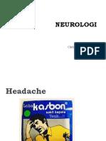 Neurologi 27-3-2018 (Fk2012) Jipi Eka