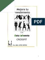 mejora tu rendimiento con la dieta coherente crossfit