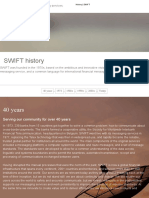 History _ SWIFT