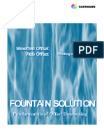 Fountain Solution Brochure
