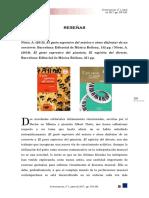 Revista Consonancias CSMCLM - Nº 1 - Reseñas