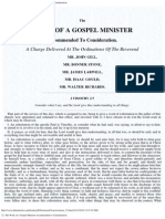 72. the Work of a Gospel-Minister Recommended to Consideration.