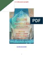 Discussions Concerning Al Mahdi Edited