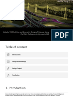 Highway design