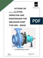 kirloskar pump manual maintainance.pdf