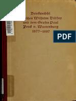 Briefwechsel zwischen Wilhelm DIlthey und dem Grafen Yorck.pdf
