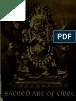 Sacred art of Tibet - Tarthang Tulku_ Guenther, Herbert V (1988).pdf