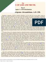 Chapter 1 Section 8. - Origenes Alexandrinus
