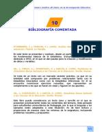 Bibliografia Analisis de Datos en Educacion