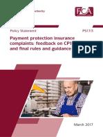 Fca 2017 54 Pdf Payments Financial Transaction