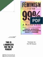 Cinzia Arruzza, Tithi Bhattacharya, Nancy Fraser - Feminism for the 99%_ A Manifesto-Verso (2019).pdf