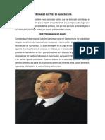 Personajes Ilustres de Huancavelica SEBASTIAN