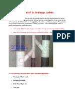 plumbing drainage notes.docx