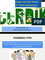 Pengukuran Faktor Risiko PTM