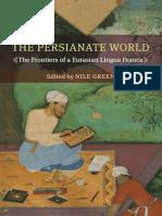 The Persianate World (Epub)