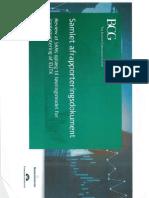 Review af Skatteministeriets EUTK-løsningsmodel