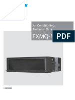 Date Tehnice FXMQ-MB