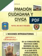 Ciudadania y Civismo