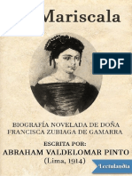 La Mariscala - Abraham Valdelomar