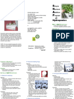Snap Hydroponics Brochure