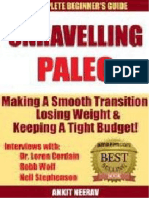 Svelare Paleo_ Guida per principianti al Paleo e Interviste con Robb Wolf, Dr. Loren Cordain e Nell Stephenson.docx