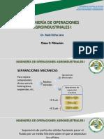 Clase 3 - Filtración.pdf