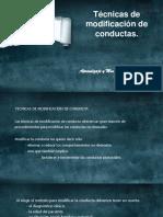 tecnicasdemodificacindeconductas-140223192247-phpapp02