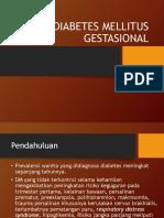 laporan kasus DM Gestasional