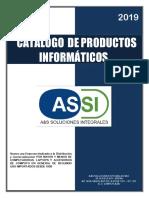 Catálogo 2019 Assi Original 1