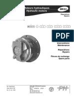 Poclain Hydraulics MK04 Hydraulic Motor Service Manual