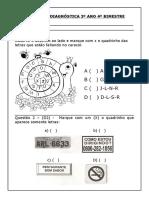 Planejamento Anual de Matemática 3º Ano Alinhado à Bncc