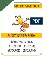 A Formiguinha Anita