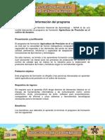 Informacion Durazno